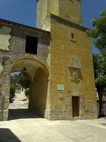 Muralla y Puerta de Almazán