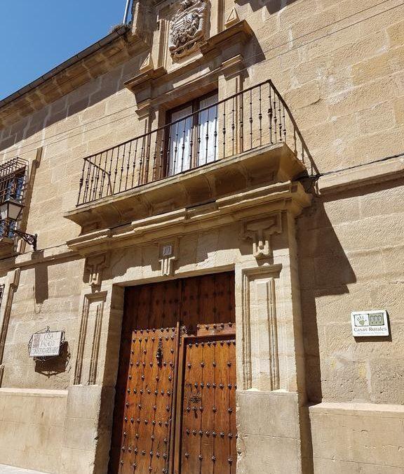Casa Palacio de los Condes de Garcinarro