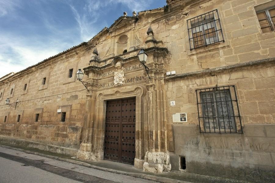 Iglesia de San Nicolás el Real de Medina